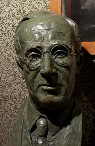 Bust of Gustav Holst at the Holst Birthplace Museum (http://www.holstmuseum.org.uk)
